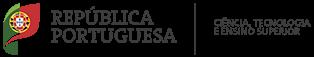 Logo Oficial do Ministério da Ciência Tecnologia e Ensino Superior