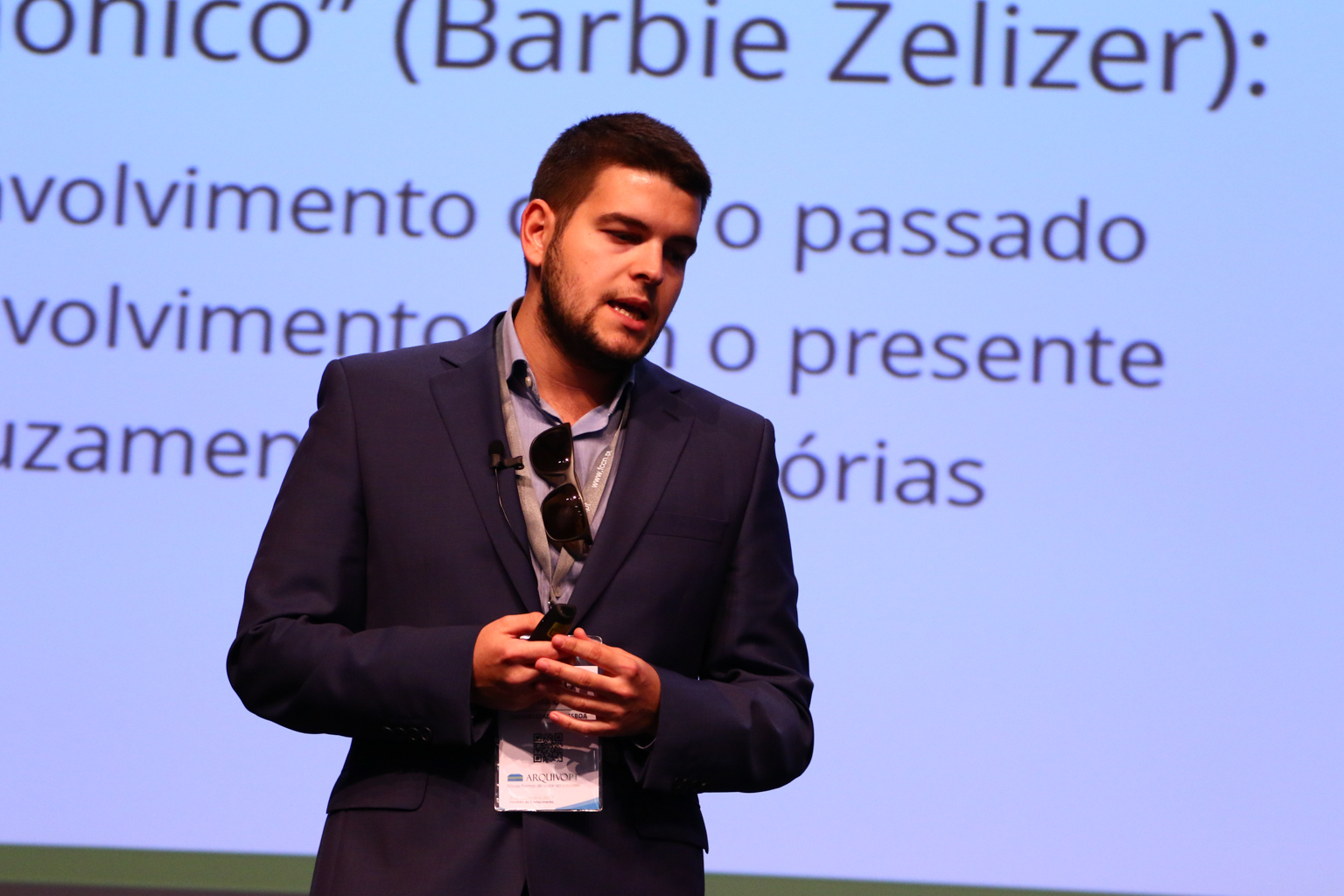 Diogo Cunha researcher on portuguese online news media using Arquivo.pt