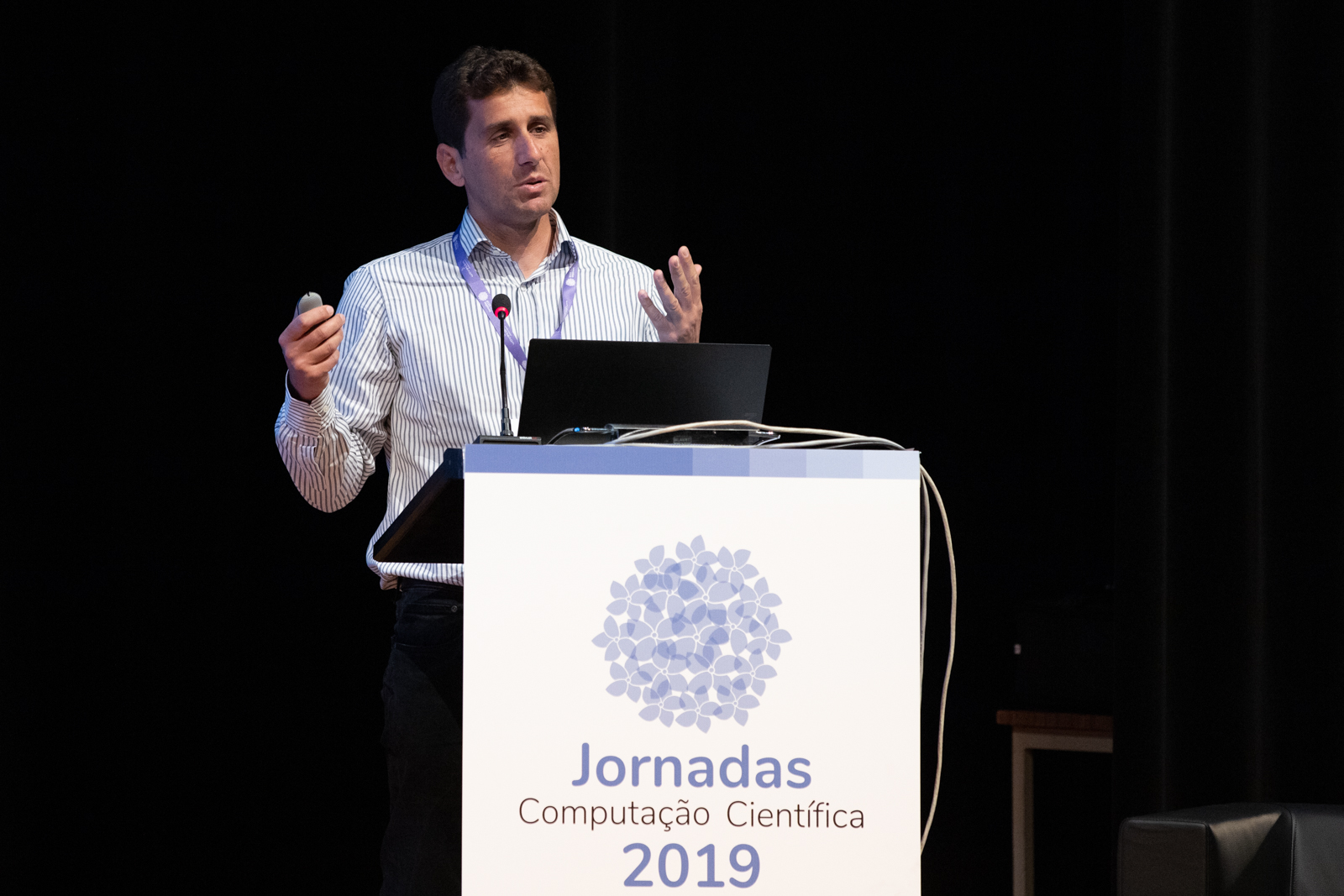 Jornadas 2019 Daniel Gomes Zapping