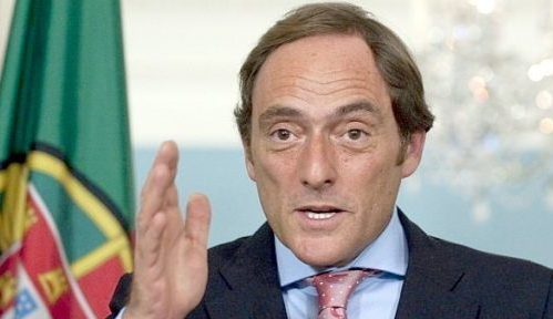 Paulo Portas - site CDS-PP 2008