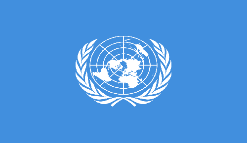 United Nations website - 2008