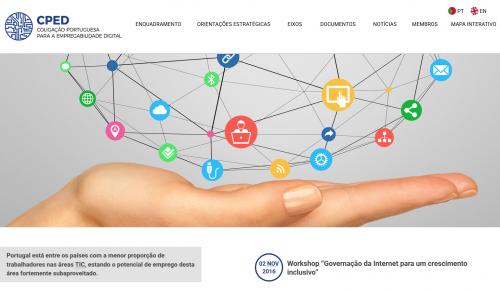 Coligação Portuguesa para a Empregabilidade Digital