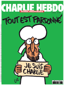 Charlie Hebdo Cover