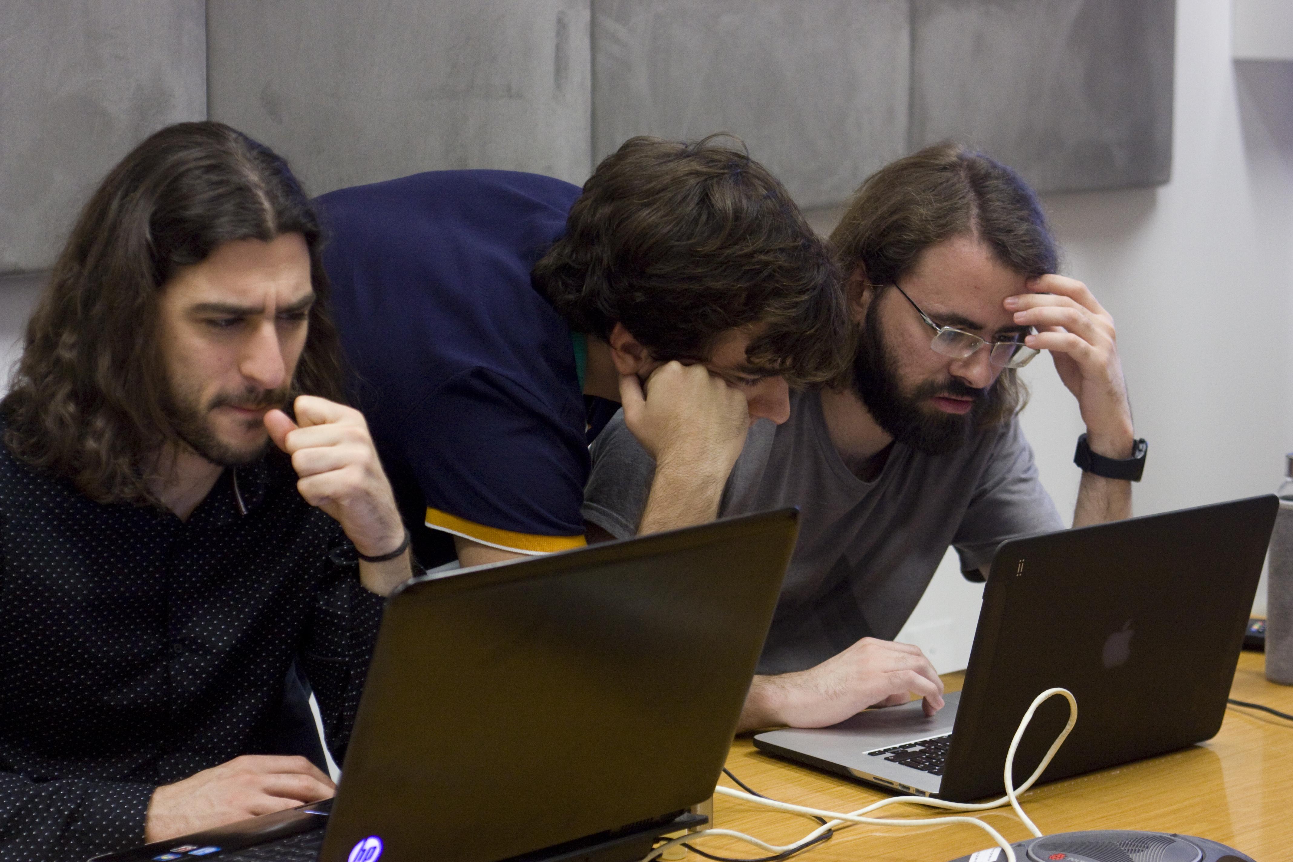 Sessão de trabalho do grupo Investiga XXI