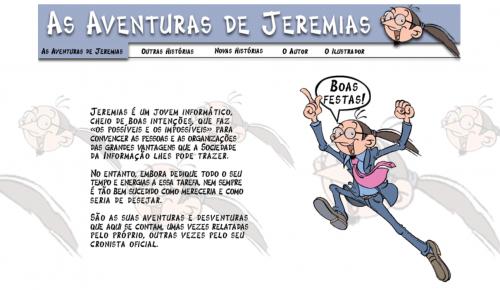 As aventuras de Jeremias