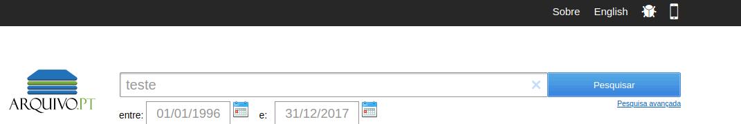 Nova funcionalidade reportar problema