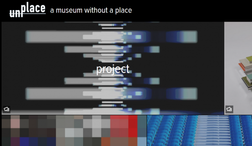 Unplace - a museum without a place
