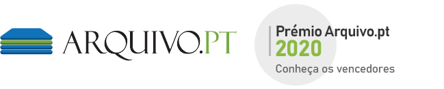 Arquivo.pt - Prémio Arquivo.pt 2020 Conheça os vencedores
